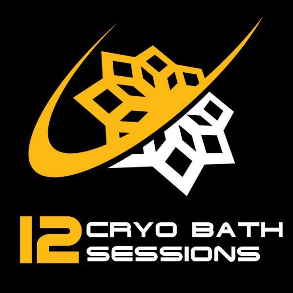 12 Cryo Bath Sessions