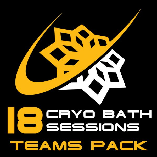18 Cryo Bath Sessions