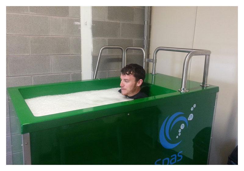 cryotherapy ice bath tyrone eb sports